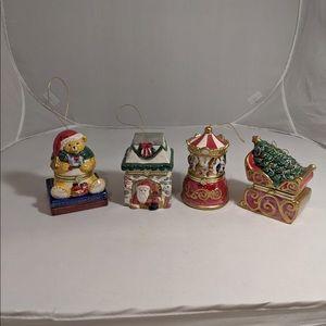 Vintage Collectible Mr Christmas Music Box
